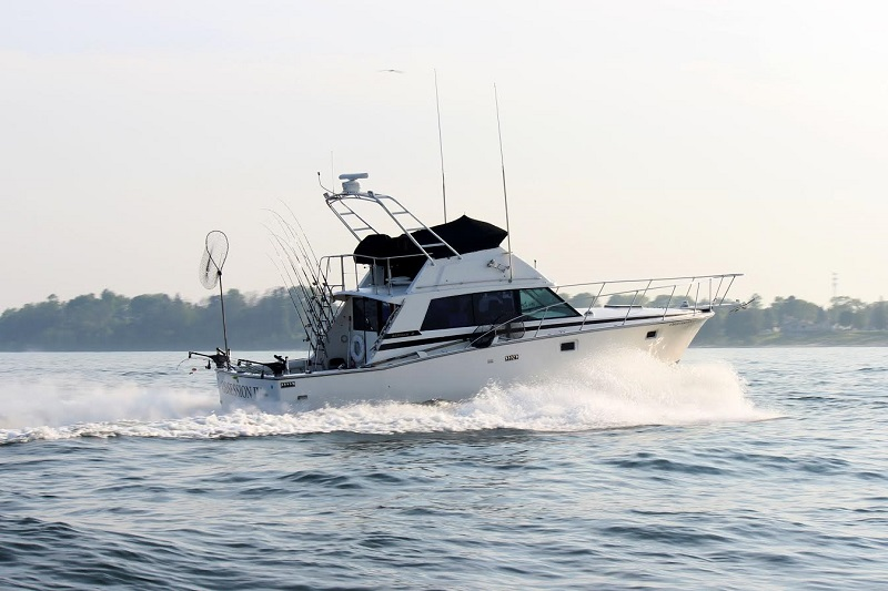 38' Obsession IV